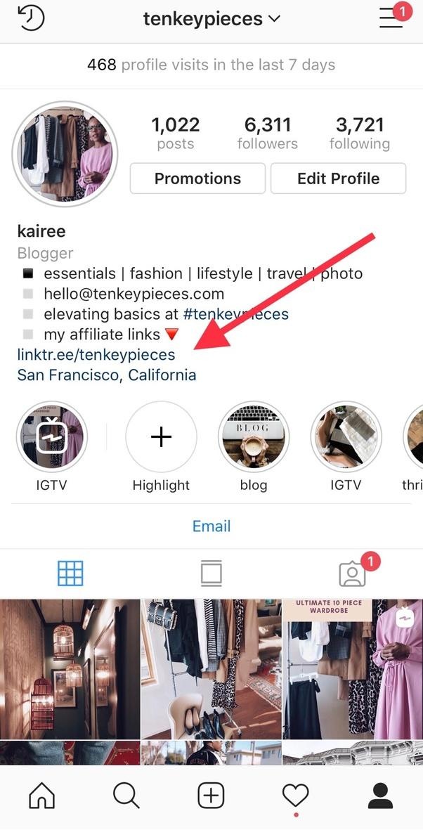 Is Instagram a good way of advertising your affiliate links? - Quora