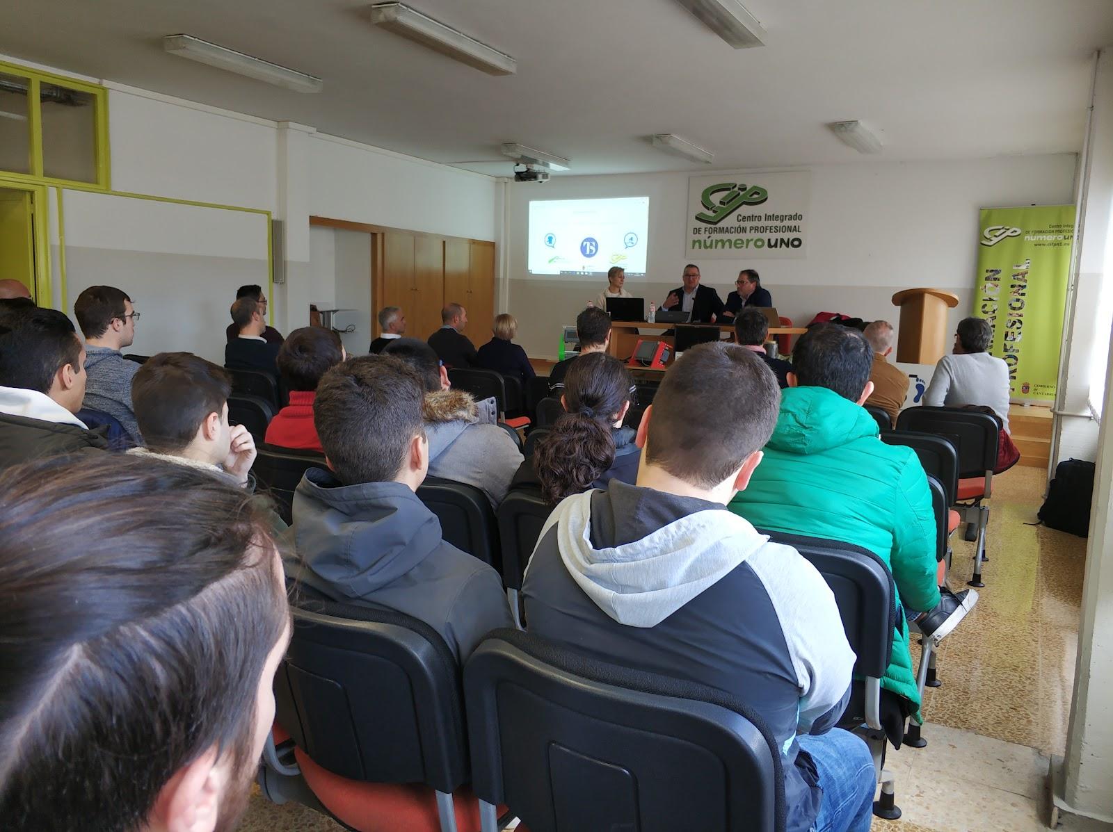 Centro Integrado De Formación Profesional Nº 1 De Santander