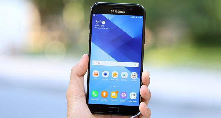 Thay Màn Hình Samsung Galaxy A7 Tại Hà Nội