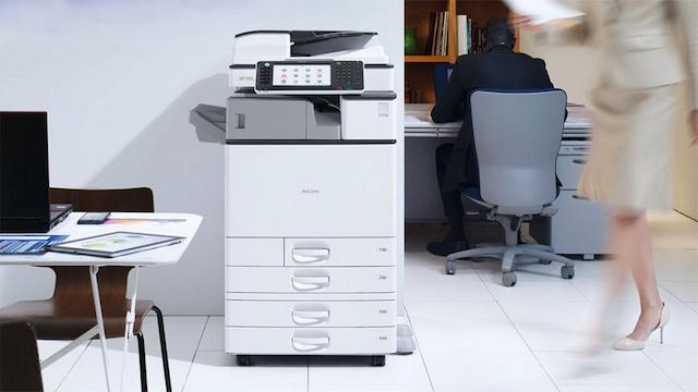 Dịch vụ Thuê máy photocopy quận Gò Vấp tại Linh Dương