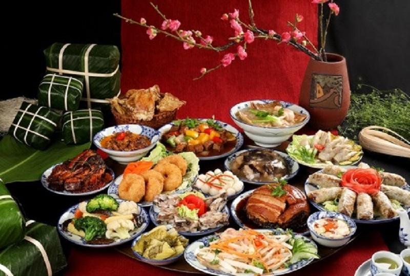 Các món ăn giảm béo ngày tết – Khỏe đẹp dáng xinh