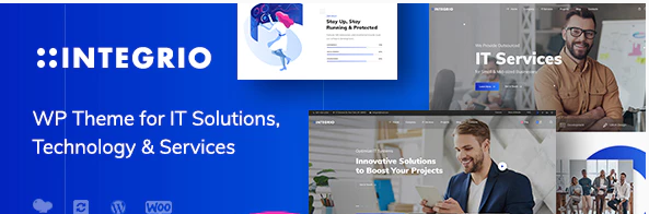 integrio business theme