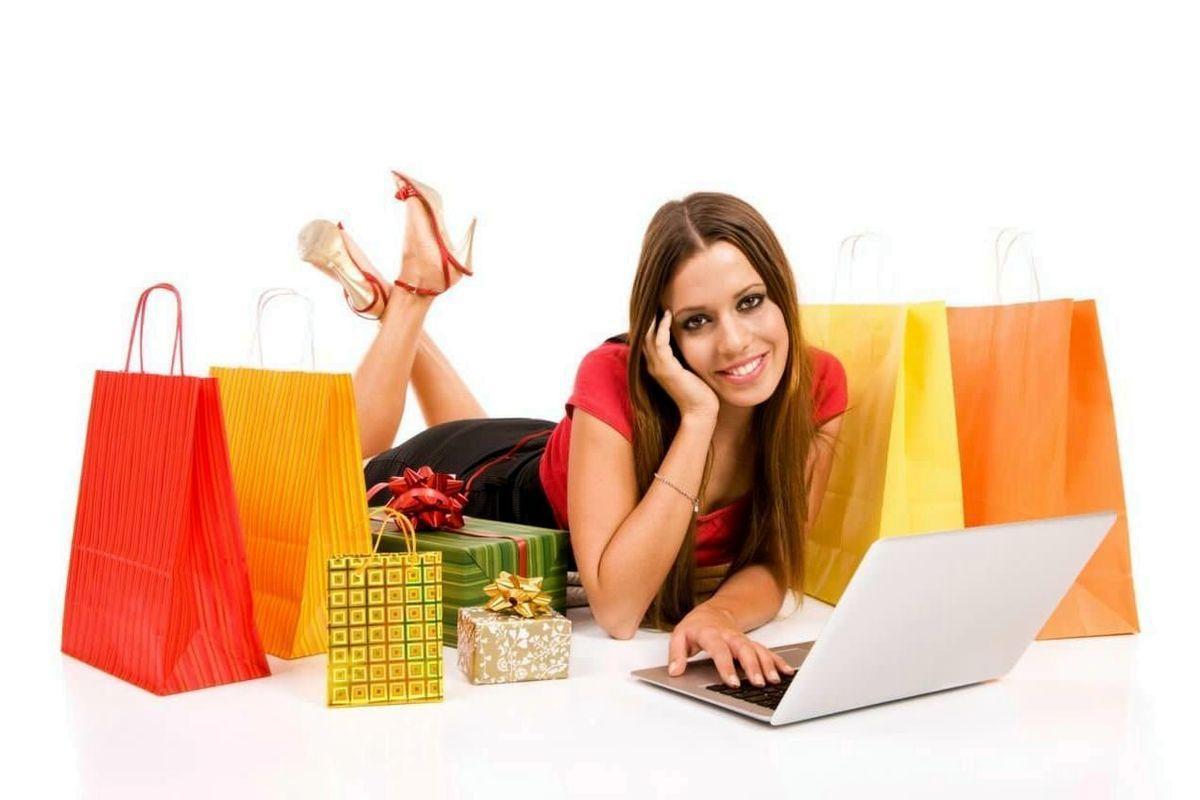 Картинки по запросу шопинг в интернете