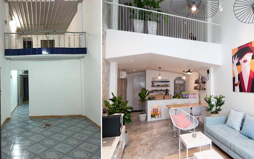 Cách cải tạo kết cấu nhà ở cũ nát an toàn