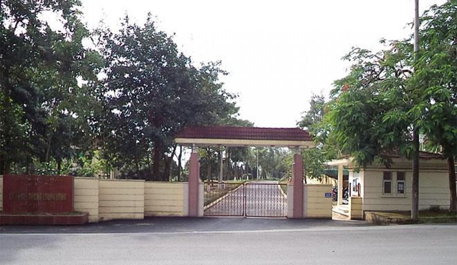 Khu nghỉ dưỡng Trung ương tại Đại Lải