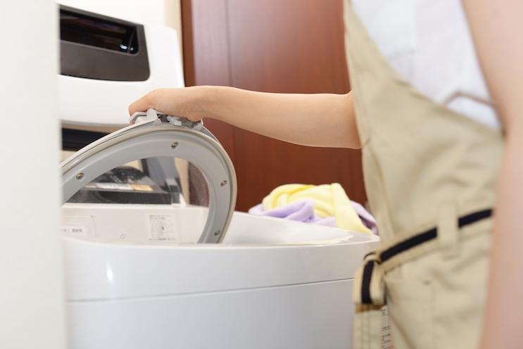 ドラム式洗濯機と縦型洗濯機を比較