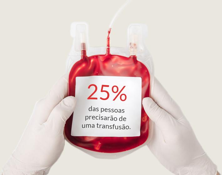 Startup lançou iniciativa para auxiliar hemocentros a manter seus estoques, possibilitando salvar vidas de pessoas que necessitam de transfusão sanguínea. (Fonte: SaveLivez)