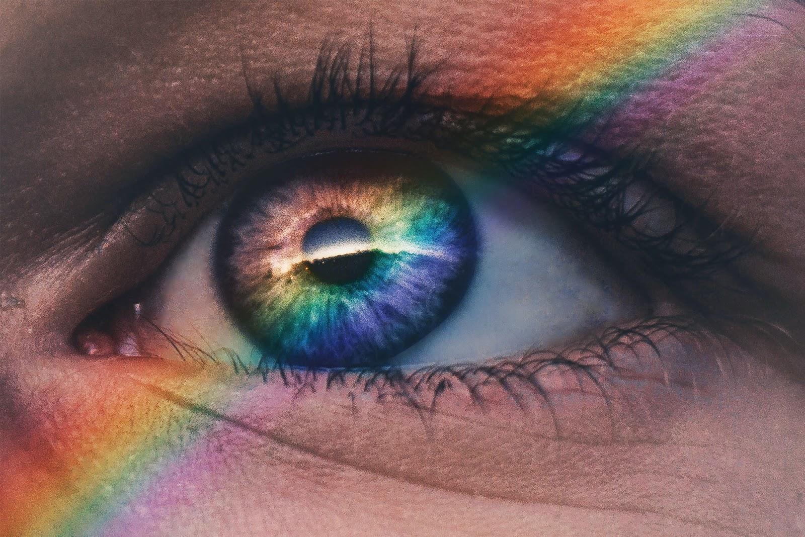 Left eye twitching spiritual meaning