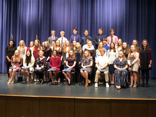 NHS full group photo