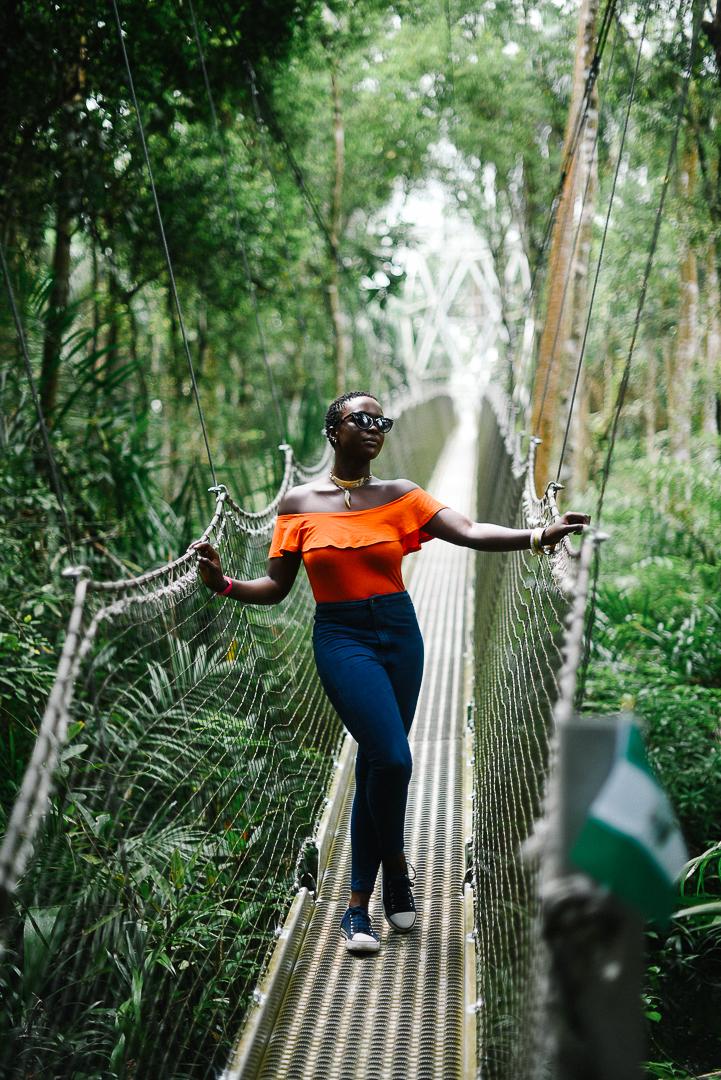Lagos - Lekki Conservation Centre