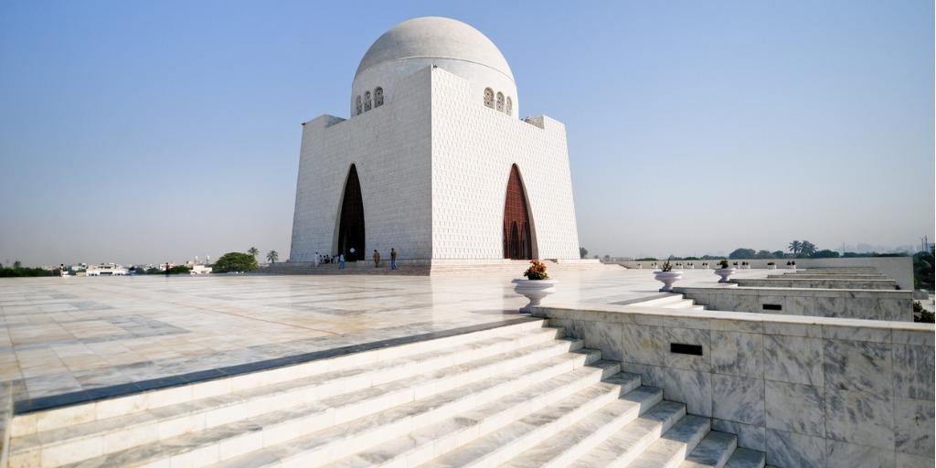 quaid mazar karachi