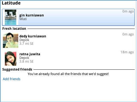Hasil gambar untuk invite teman di google maps