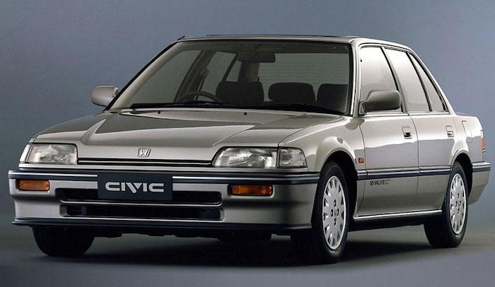 Honda Civic EF ปี 1987-1991