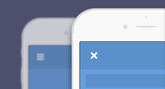 Animating an SVG Menu Icon with Segment | Codrops