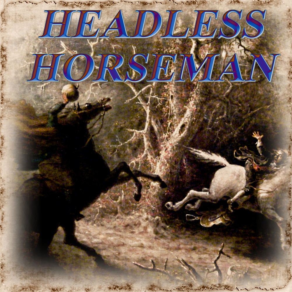 The Headless Horseman Book