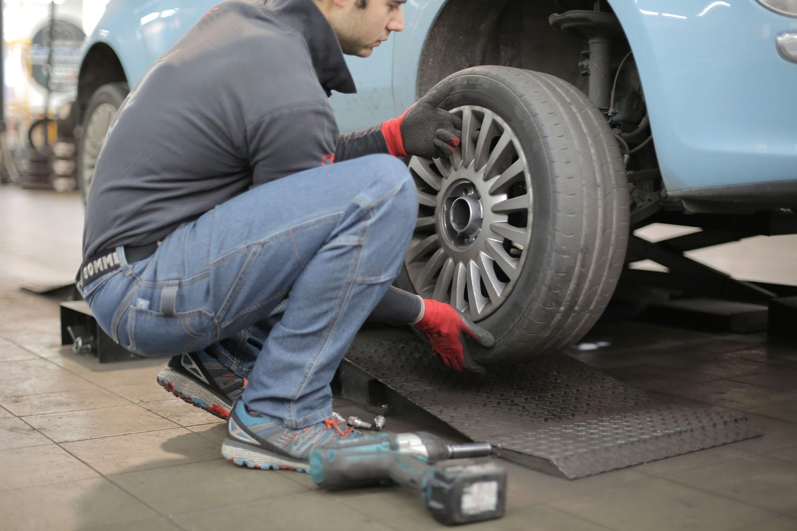 Aligning your wheels