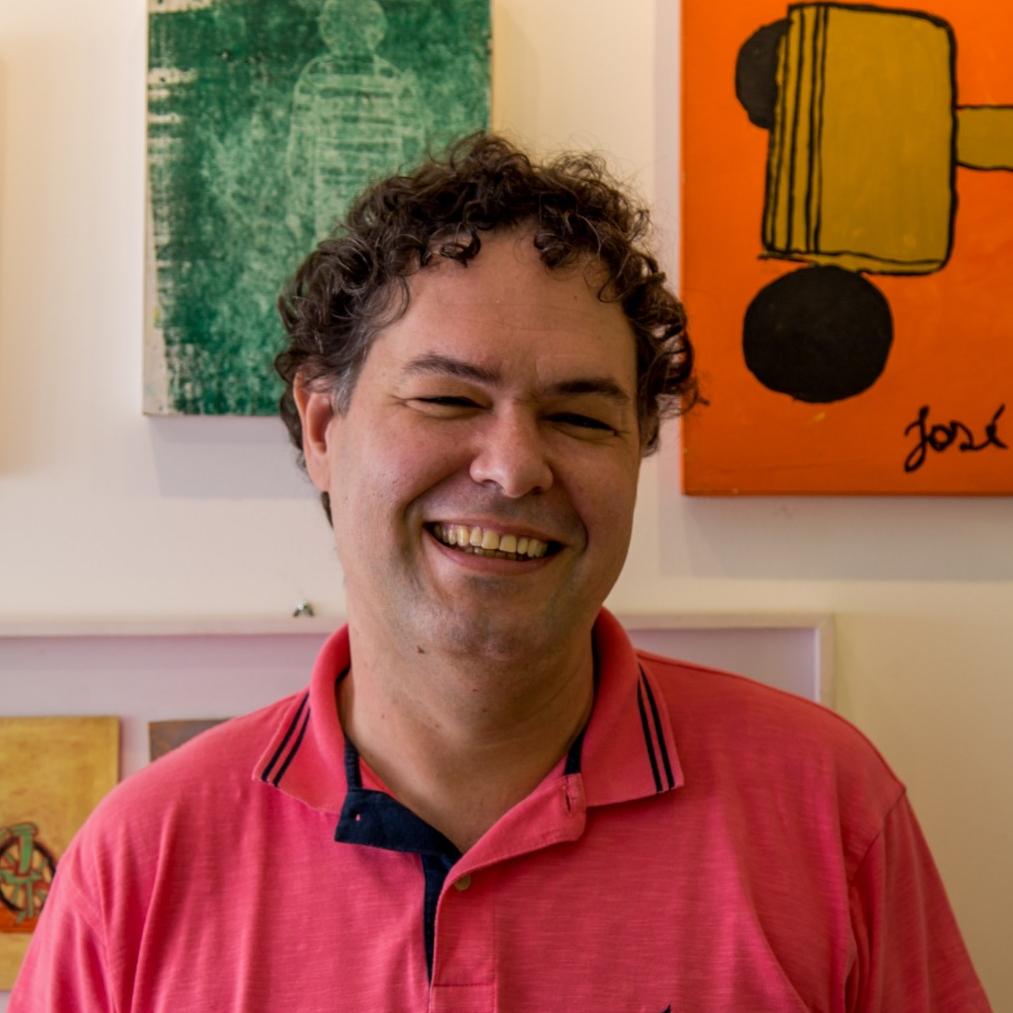 Luiz Conceição. © Instituto Rodrigo Mendes
