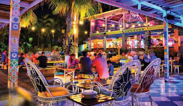Motel Mexicola Beach Club Bali