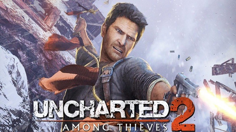 9. Uncharted 2 Among Thieves