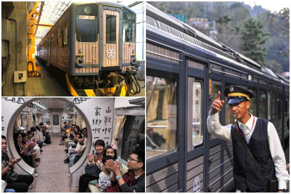 浪漫台三線藝術季 新竹景點 山歌列車