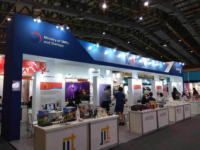 Pameran Bisnis Produk-produk Premium Korea Selatan Hanya di JIPREMIUM!