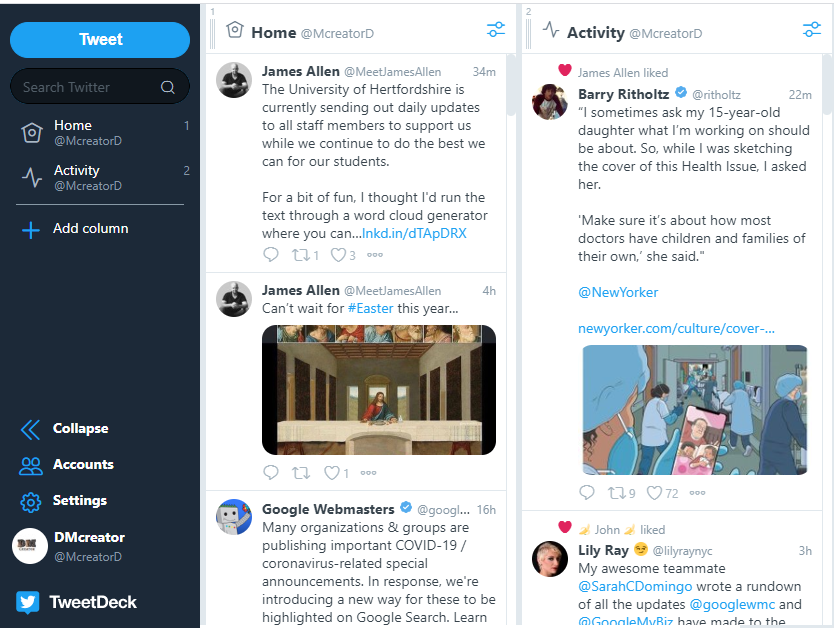 TweetDeck review