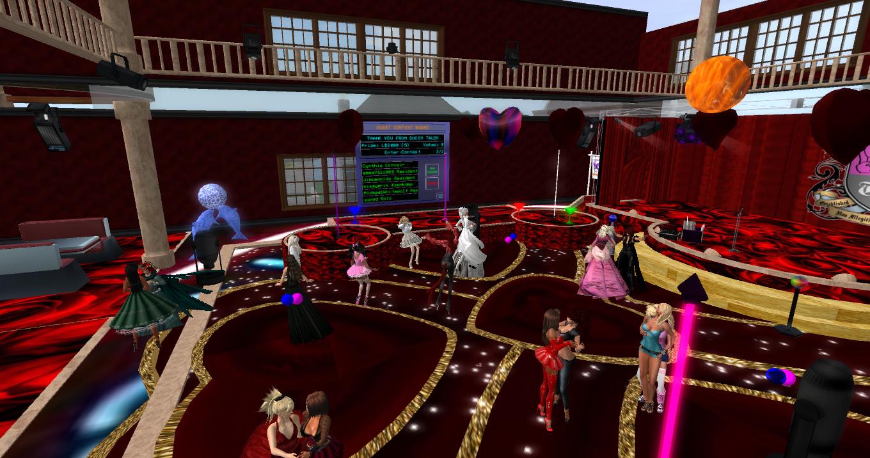 Talin's Club at AYA BDSM Sissy Maid Sanctuary