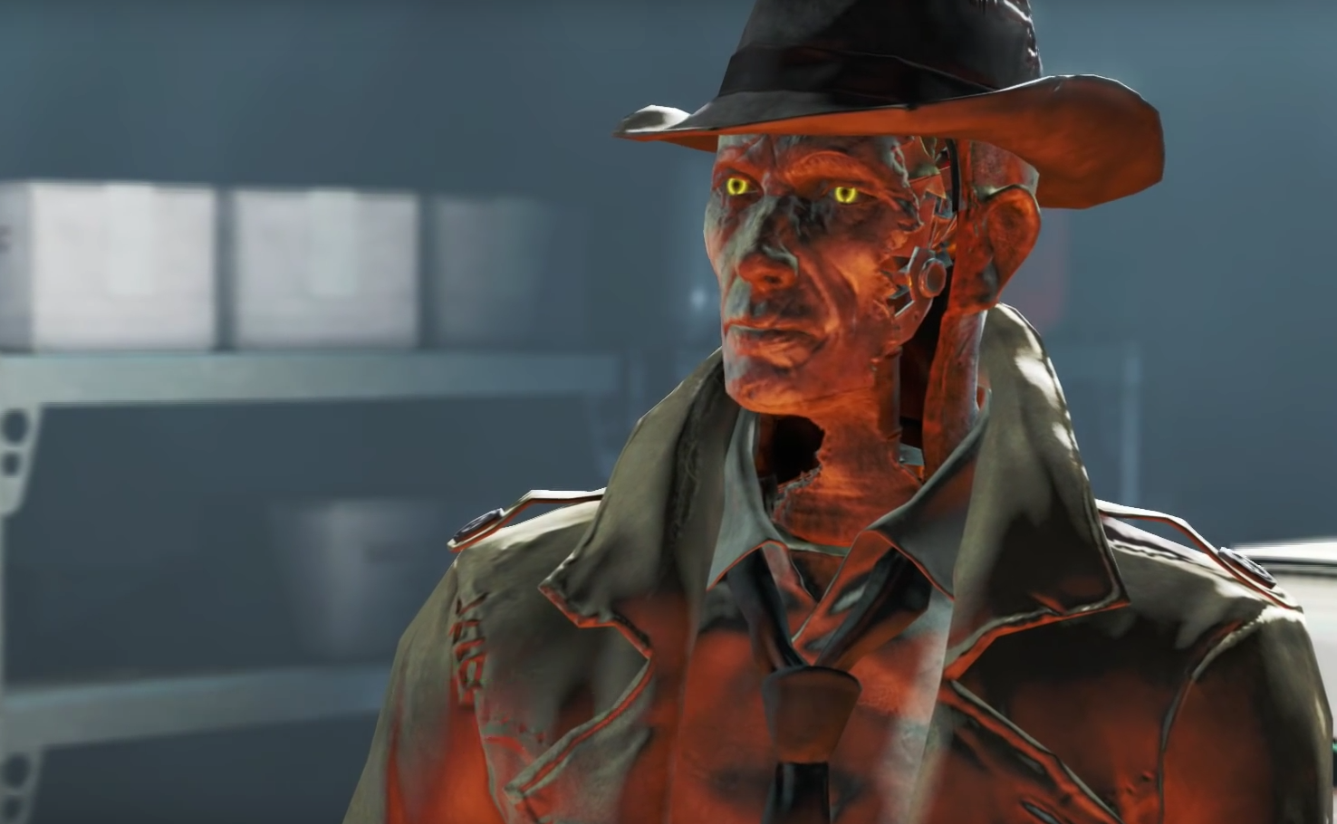nick valentine best fallout 4 companions