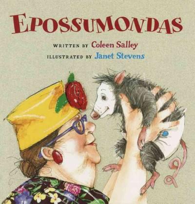 Epposumondas book cover