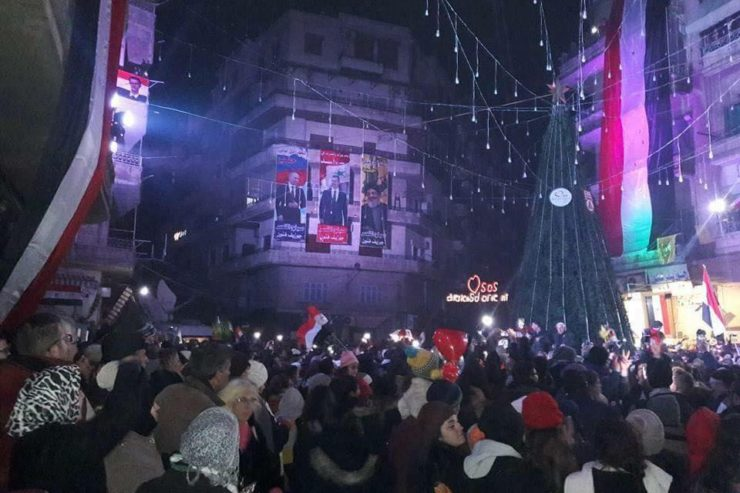 PHỎNG VẤN: 'Aleppo đang ăn mừng, thoát khỏi những kẻ khủng bố. Truyền thông Tây phương thông tin sai'