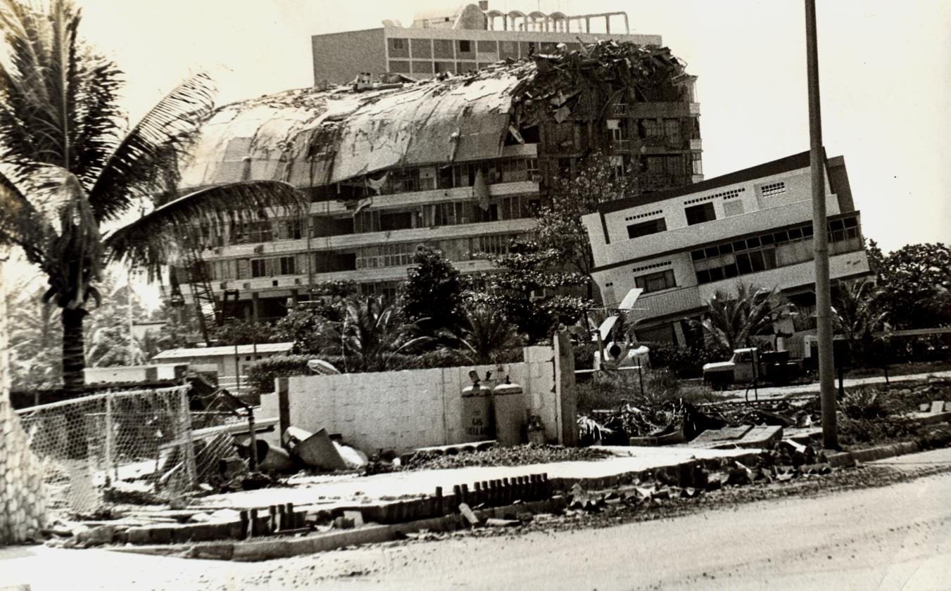 Caraballeda - Terremoto 1967 03