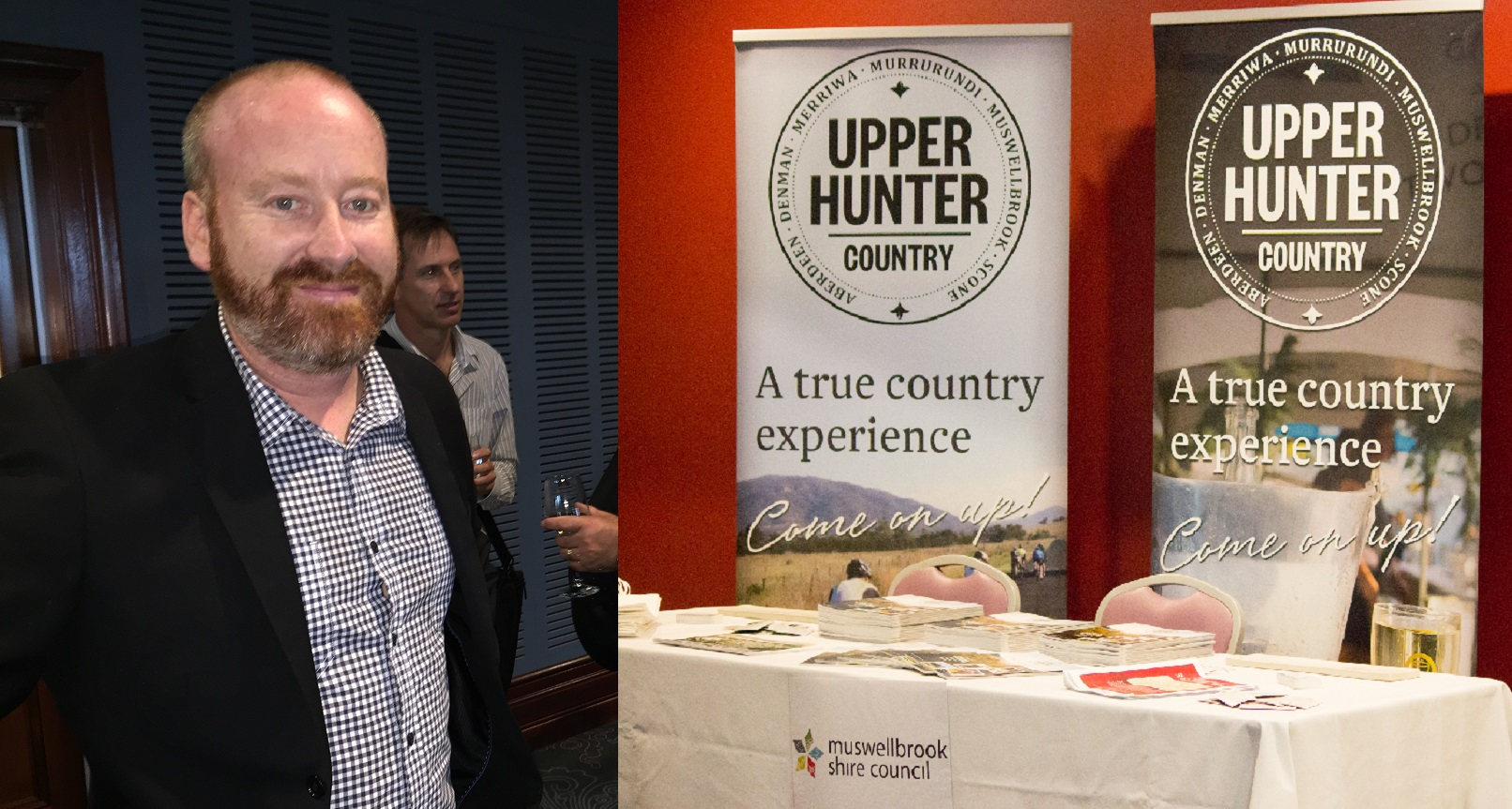 Muswellbrook Shire Council was the Conference Host for the 2017 conference; Mayor Martin Rush pictured