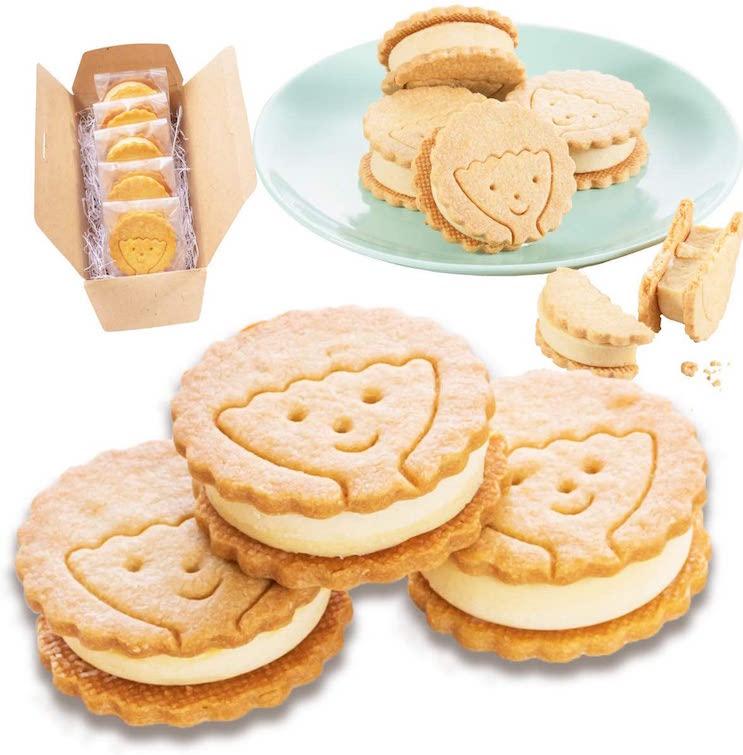 クッキー チーズケーキサンド