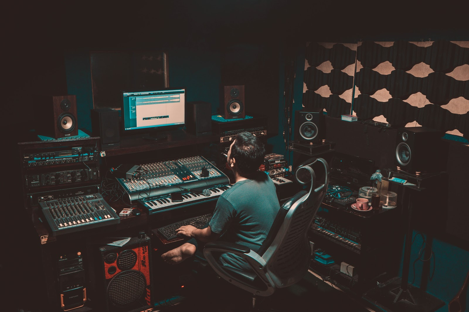 Producing music for licensing