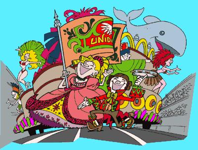 Resultado de imagem para as danças do carnaval