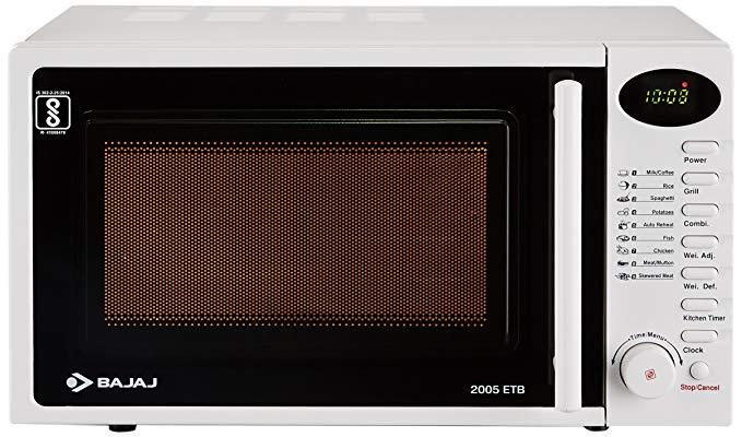 Bajaj 20 L Grill Microwave Oven – 2005 ETB