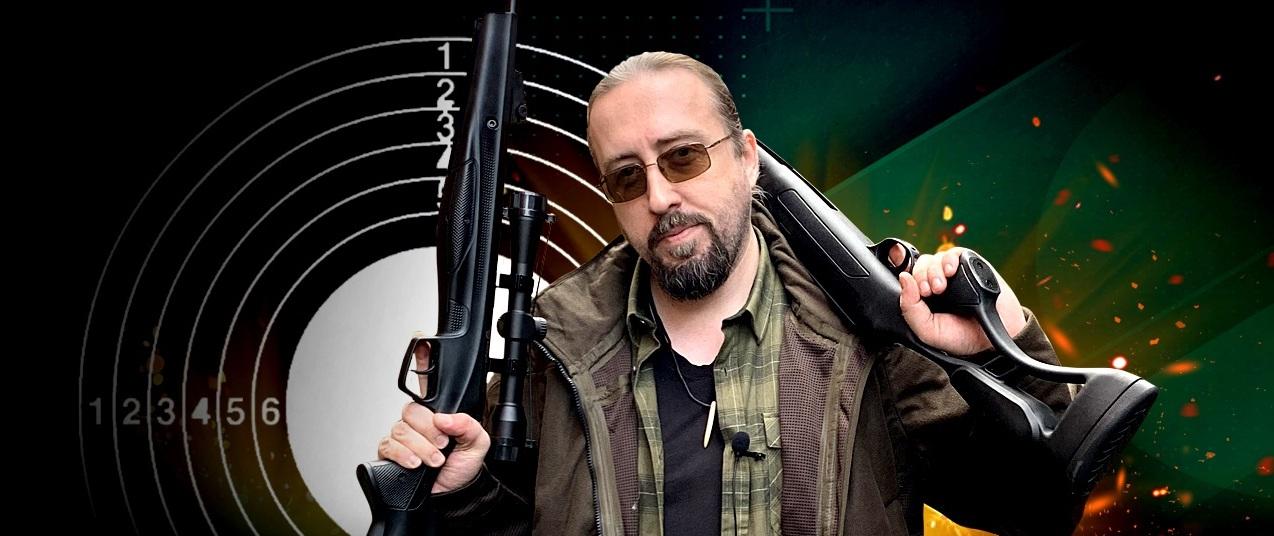 """""""Народные"""" пневматические винтовки для меткой стрельбы + видео"""