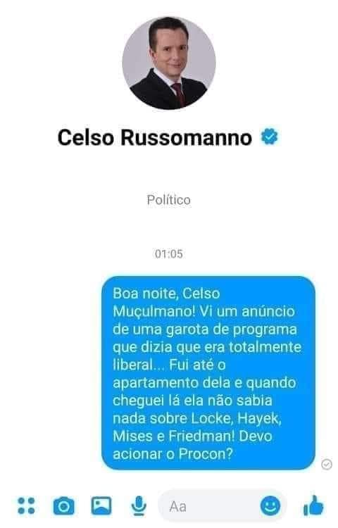 Celso Russomanno Memes