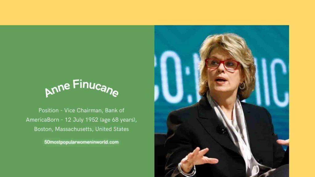 Anne Finucane
