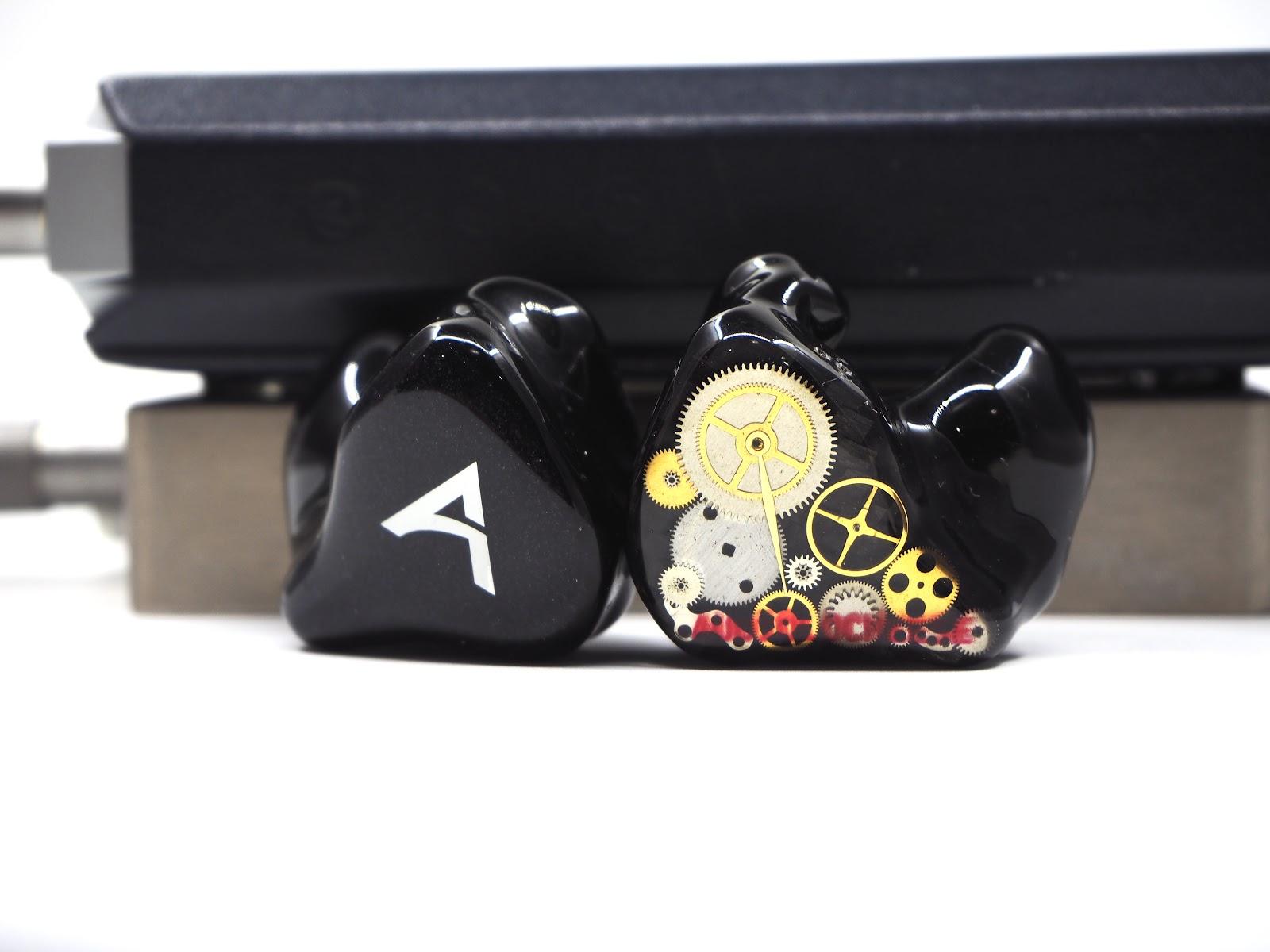 Avara AV3 with Opus #3 and ALO Audio RX