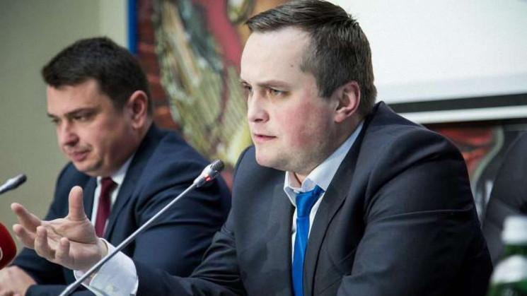 Керівник НАБУ Артем Ситник та керівник САП Назар Холодницький