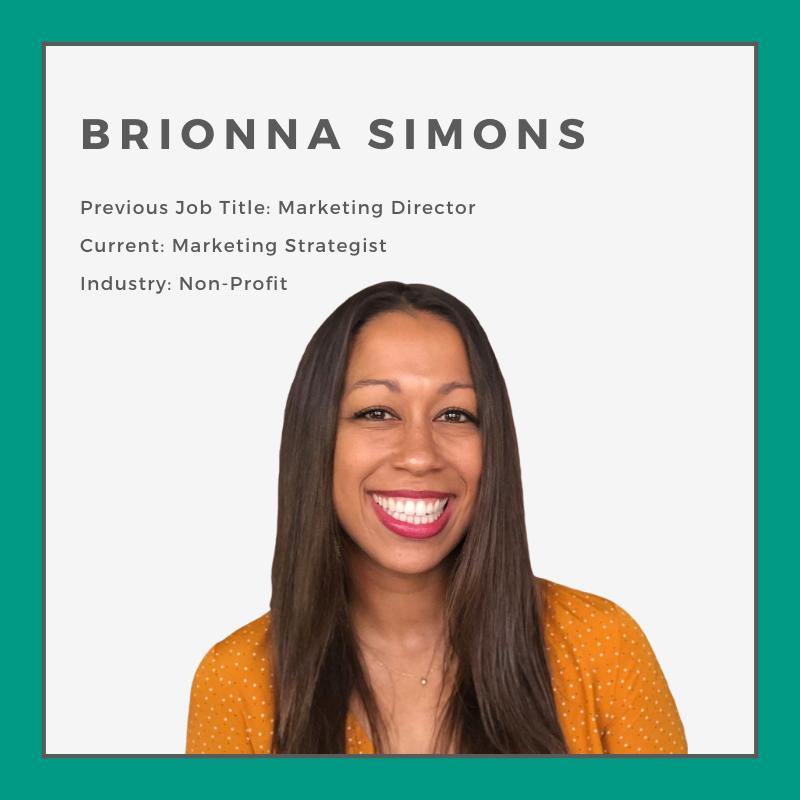 How to Change Jobs - Written Works - Brionna Simons