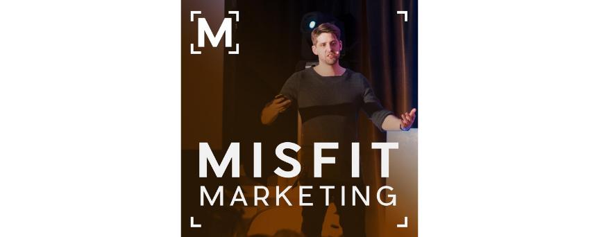Misfit Marketing Podcasts logo