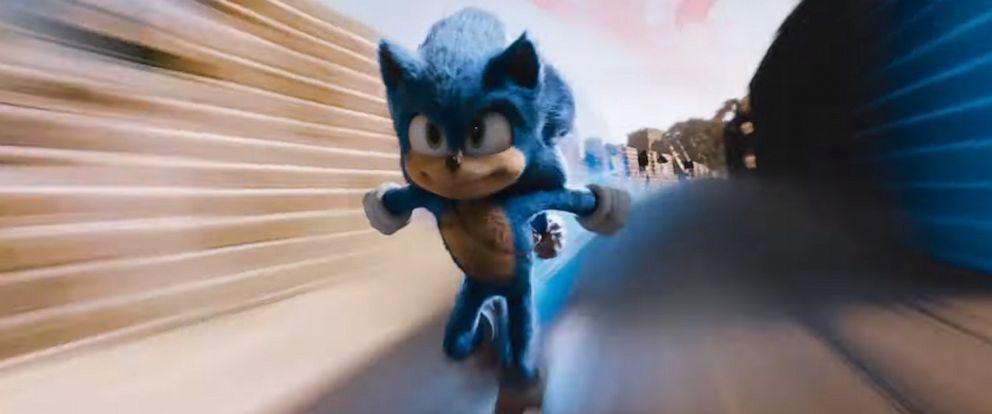 Sonic y Su Nuevo Diseño Salvan el día