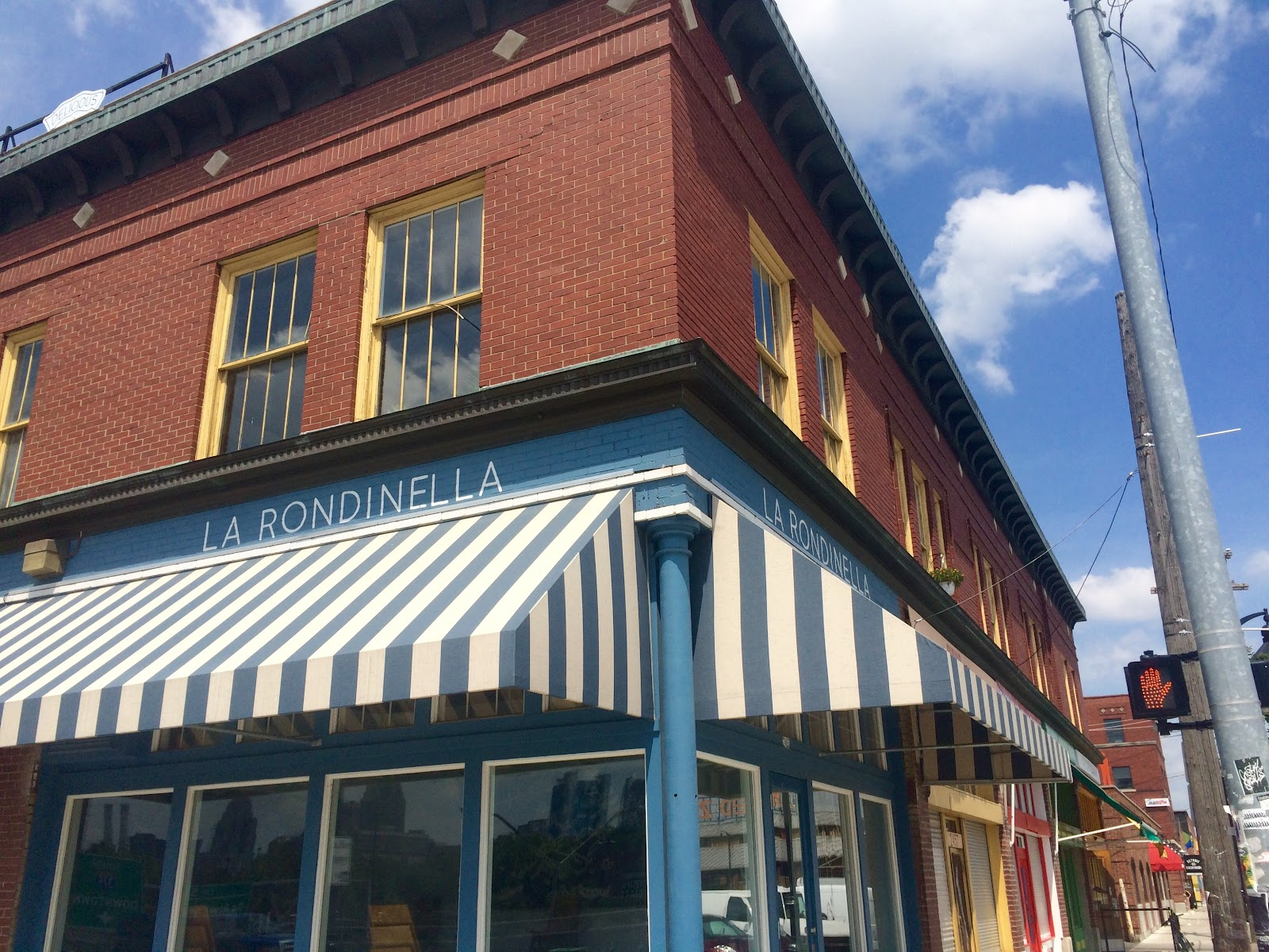 La Rondinella is new to the Eastern Market team, but is already wowing people with an excellent food and wine menu joined by a superb lineup of craft drinks