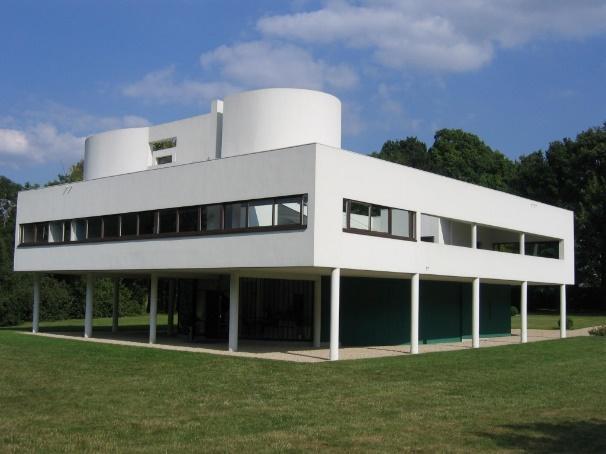 Ville Savoye, Le Courbusier