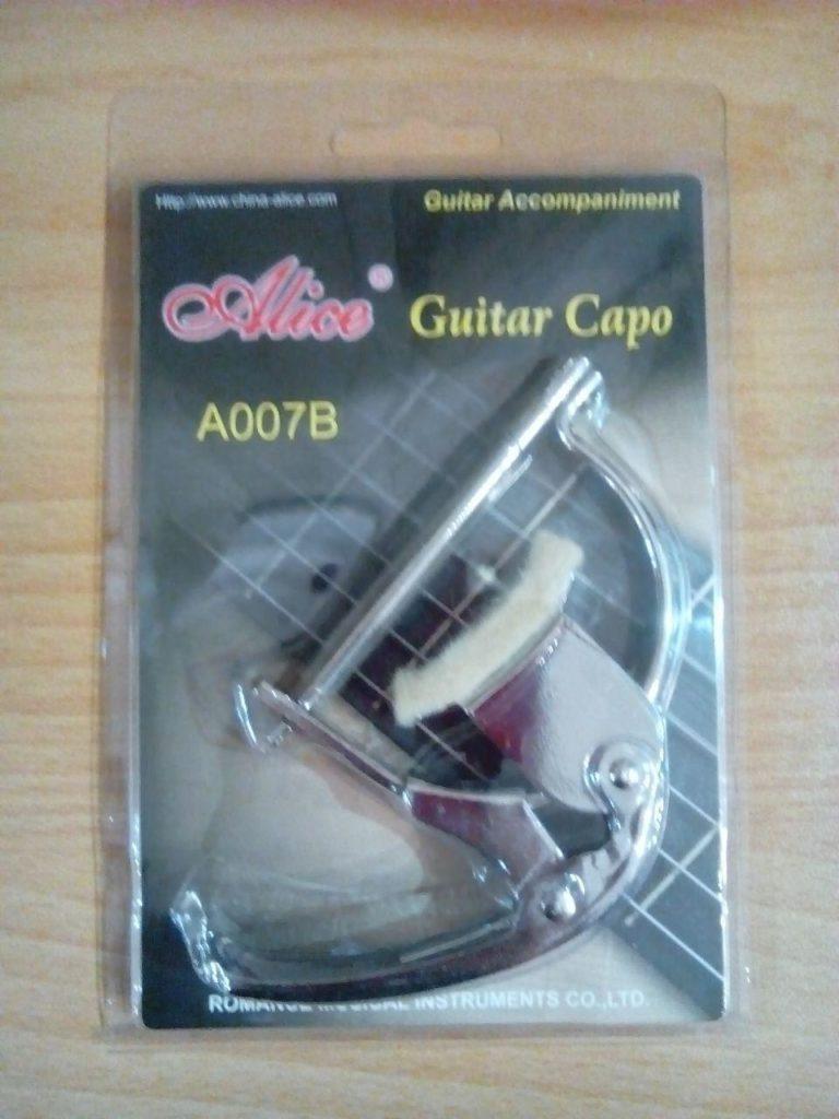 بارهبند گیتار (کاپو) (Guitar Capo) آلیس ALICE مدل A007B