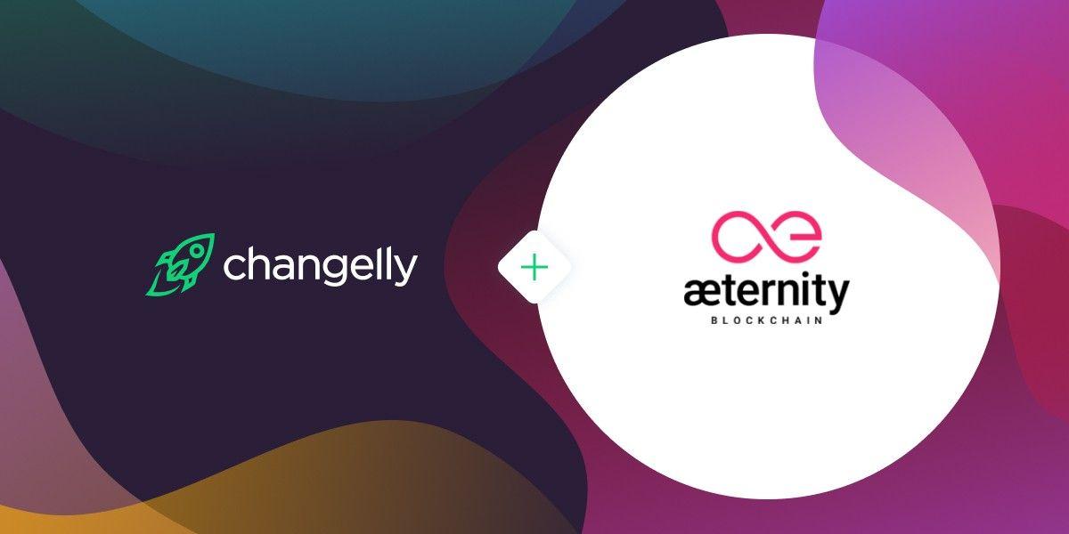Changelly将阿姨币(AE)-AEternity添加到可兑换的加密货币列表中