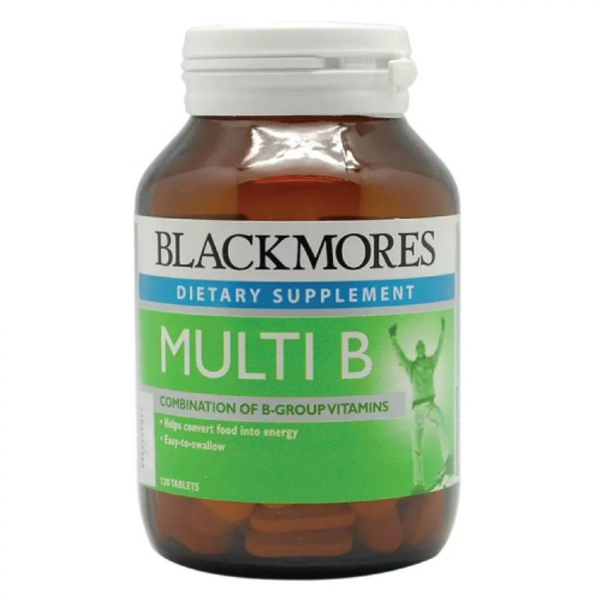 Blackmores Multi B - B Complex Vitamins - Shop Journey
