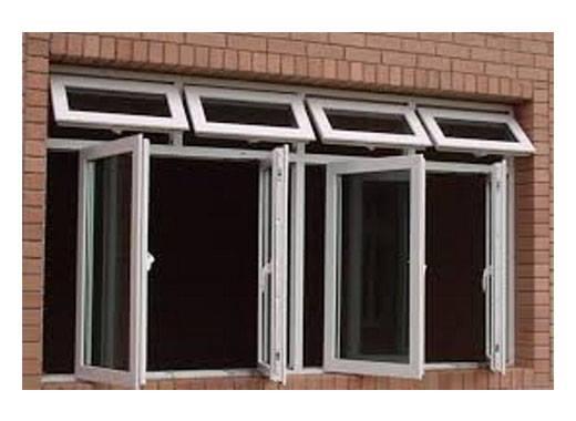 Cửa nhựa lõi thép mang những ưu điểm và loại bỏ những nhược điểm của cửa sắt kéo